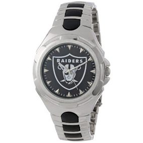 Game Time Mens Nfl-vic-oak Victory Watch - Oakland Raiders