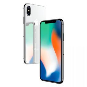 Iphone X Prata, Mqag2bz/a, Tela De 5.8 , 256gb, 12mp