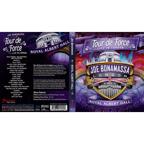 Joe Bonamassa Tour De Force Royal Albert Hall/live In London