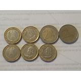 Moneda Euro 1 Y 2
