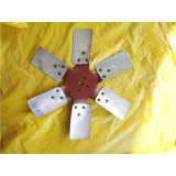 Helice Radiador Carro Antigo Metal - 10858-11b8