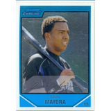 Barajita Daniel Mayora Rockies Bowman Chrome 2007 # Bc144