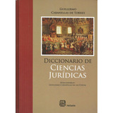 Diccionario De Ciencias Jurídicas - Cabanellas