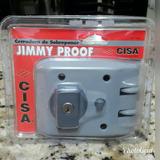 Cerradura Cisa De Sobreponer Jimmy Proof