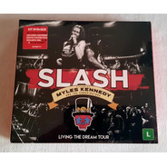 Slash  - Living The Dream Tour Dvd 2cds