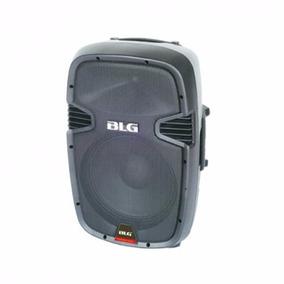 Blg Rxa12p660d Bafle Abs Activo 12 +dr Titan C/salida Pasivo