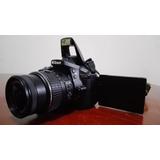 Cámara Fotográfica Digital Reflex Marca Nikon Modelo D5300