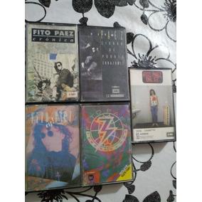 Cassettes Fito Paez