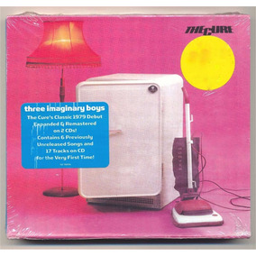 The Cure Three Imaginary Boys Cd Deluxe Edition Importado Us