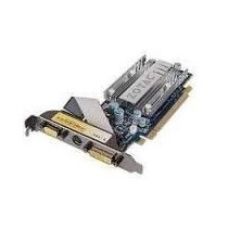 Placa Video Zotac Nvidia 7200gs 256mb 64bits Ddr2