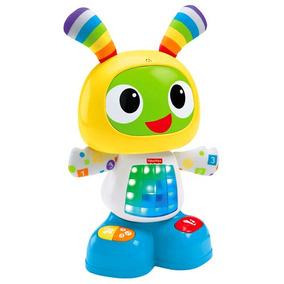 Beatbo Robô Eletrônico Interativo Musical Bebê Fisher Price