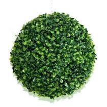Bola Esfera Topiario Boxwood 15 Cm Verde Envío Gratis