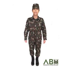Farda Do Exército De Alta Solidez Feminina