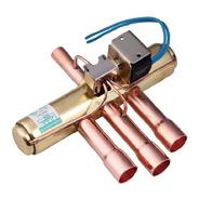 Valvula Inversora Aire Frio Calor 3 A 8 Hp Bobina 220v Nueva