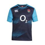 Camiseta Rugby Canterbury Inglaterra Training Pro Jersey