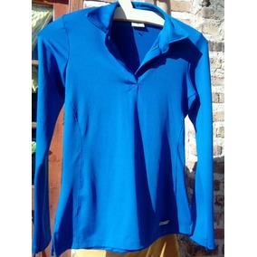 Buzo Azul, Deportivo De Mujer