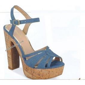 Zapatillas Azul Cklass 647-22... Outlet/saldos Mchn