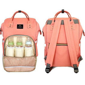 Pañalera Moderna Calidad Premium Mommy Backpack