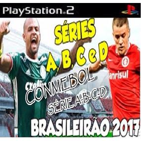 Bomba Patch Conmebol 2017 Brasileiro Série A B C D Futebol