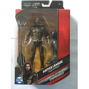 Aquaman Justice League Multiverse Steppenwolf Nuevo Envió Gr