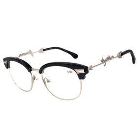 Chilli Beans Kéfera Lv.mt 0276 - Óculos De Grau 0807 Azul E
