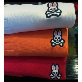 Chemises Y Franelas Psycho Bunny, Damas Y Caballeros