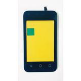 Tela Touch Screen Alcatel 3,5 Pixi 3 Ot-4009e Original + Bar