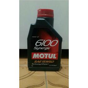 Óleo Motul 6100 15w50 Semi Sintético
