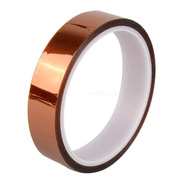 Cinta Kapton Termica Sublimaciones Tape 15 Mm X 33 Mts