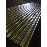 Laminas De Acero Galvanizado (zinc) Para Techos