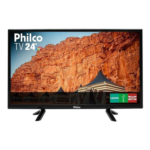 TV Philco PTV24C10D LED HD 24""