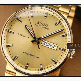 Relógio Mido Automático Vidro Safira M014.430.33.021.80