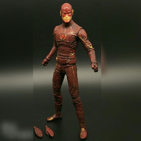 Boneco Action Figure Flash Seriado Tv Dc Collectibles Series