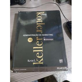 Livro Administração De Marketing 14° Edição - Philip Kotler