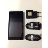 Sony Xperia C C2304, Câmera De 8mp, Dual Chip Memória 4gb