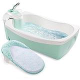 Baby Bath Spa Bañera De Hidromasaje Burbujeante Recién Naci