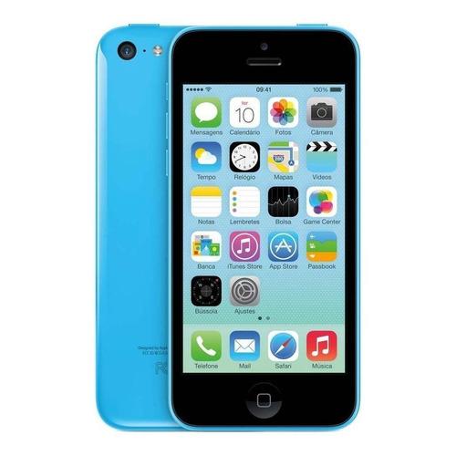 iPhone 5c 16 GB Azul 1 GB RAM