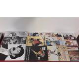 Lote 114 Laminas Poster Beatles Publicidad Antigua Nirvana
