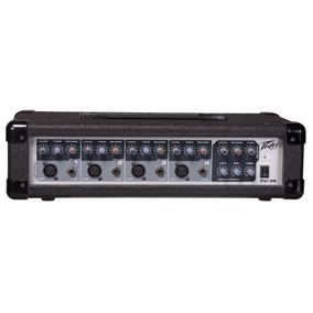 Mezcladora Consola Activa 4 Canales, Peavey 4b Mixer