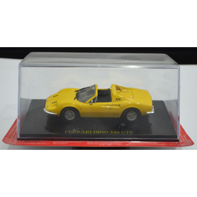 Ferrari Collection - Dino 246 Gts Amarela 1:43