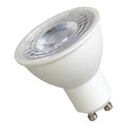 10 Lámparas  Led Dicroicas 7 Watts Cálida Angulo De Luz 38°