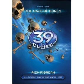 Livro the 39 clues box livros no mercado livre brasil livro the maze of bones the 39 clues rick rioedan fandeluxe Images