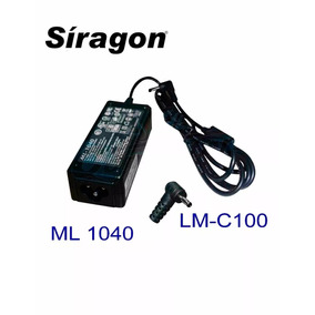 Cargador Para Mini Laptop Siragon Mini Asus Ml1040 Lm-c100