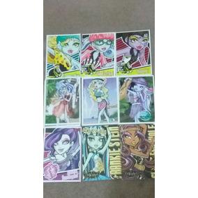 Monster High Acessorios Cards E Diarios Valor Unitario