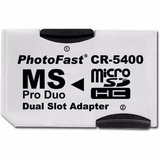Adaptador Micro Sd A Pro Duo Photofast Hasta 32gb Psp