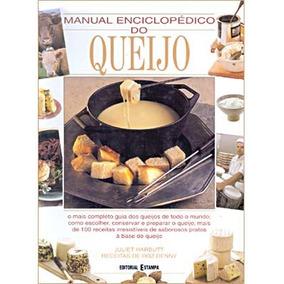 Manual Enciclopedico Do Queijo - Estampa