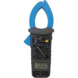 Alicate Voltímetro Amperímetro Dig. Cat. Iii Et-3200b Minipa