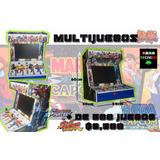 Multijuegos, Pandorabox, Xbox360 Bartop Baratas C/s Monedero