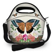 Lancheira Bolsa Térmica Neoprene - Isoprene Butterflies 1