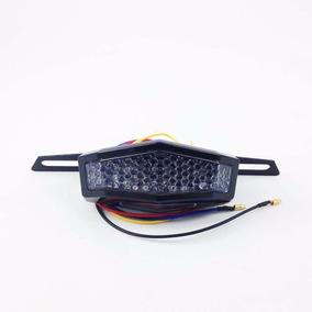 Lanterna Traseira Led Moto Cb300, Hornet, Fazer, Xj6 Todas